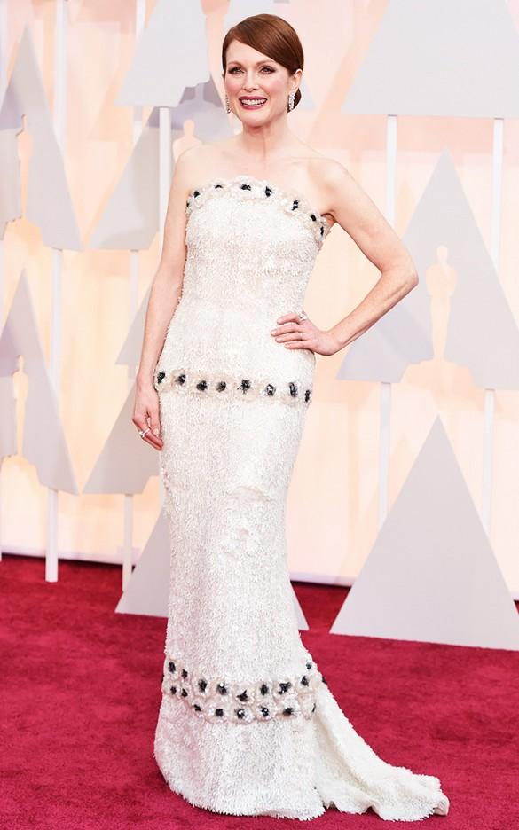 Julianne Moore Oscars 2015