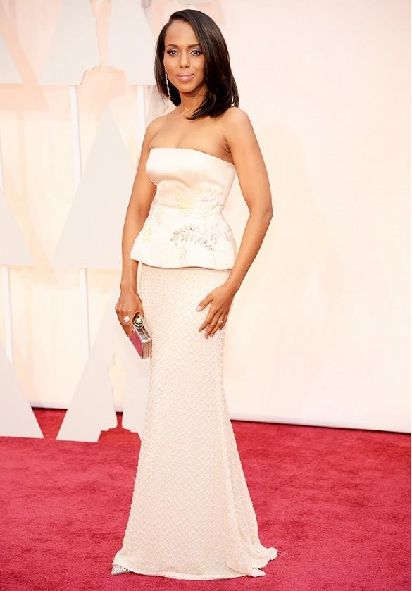 Kerry Washington Oscars 2015