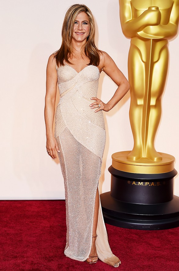 Jennifer Aniston Oscars 2015