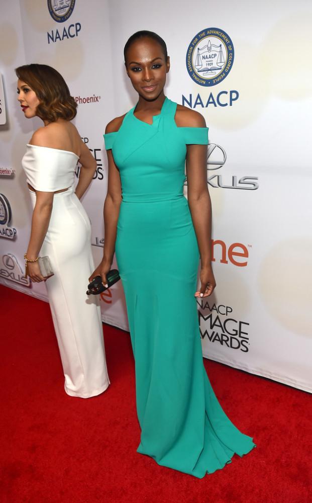 Tika Sumpter NAACP Image Awards 2015