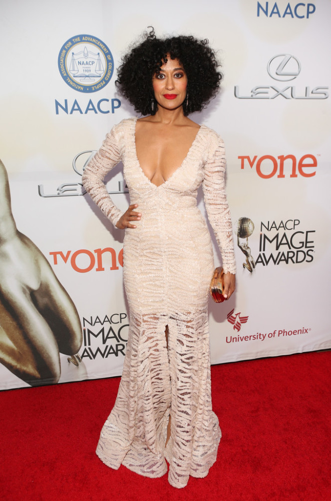 Tracee Ellis Ross NAACP Image Awards 2015