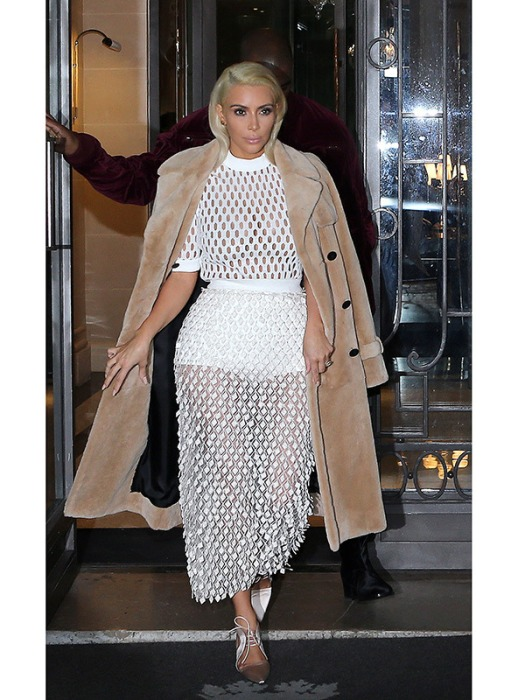 Kim Kardashian-mesh-see-though-dress-paris-spl