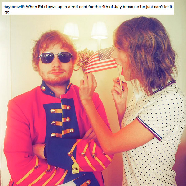 taylor-swift-ed-sheeran-july-4