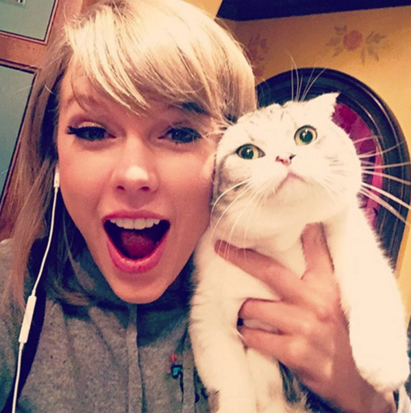 Taylor and Cat