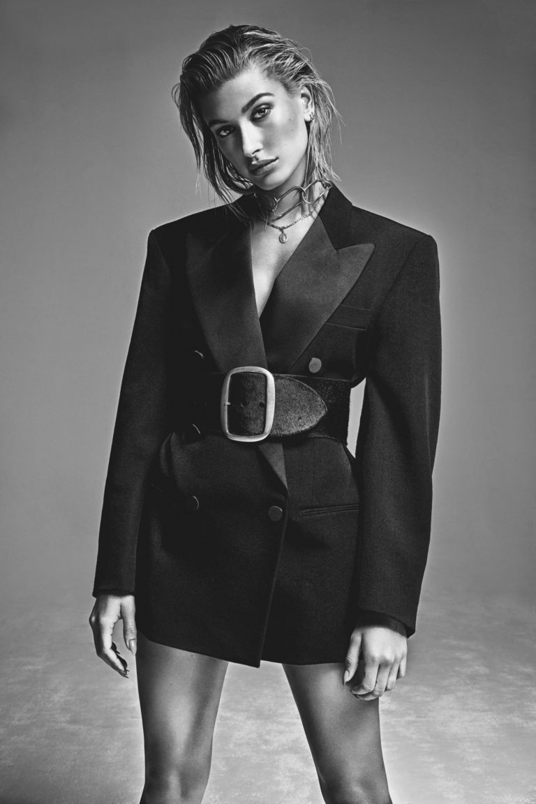 MAG NEWS: HAILEY BALDWIN COVERS FASHION MAGAZINE'S OCTOBER